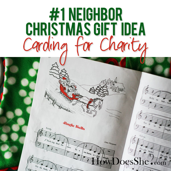 Caroling for Charity
