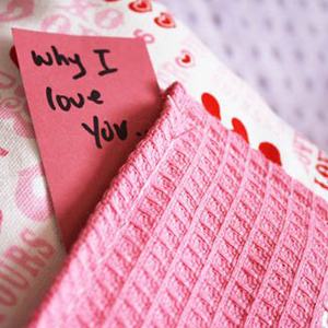 'Why I Love You' DIY Pillow Tutorial