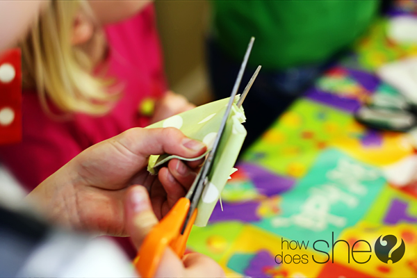 Host a crafting birthday party