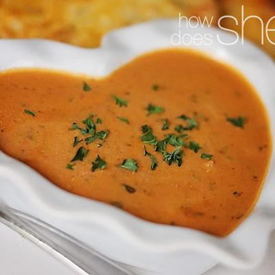 Tomato Soup So Good, You'll Never Go Back…