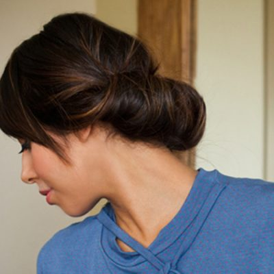Fun Summer Hairstyle in Minutes.