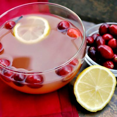 Tis the Season to Eat Cranberries!