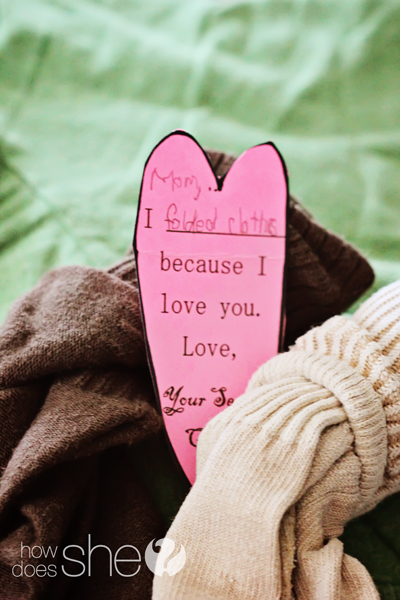 Gimme Some Love Cute Valentines Notes