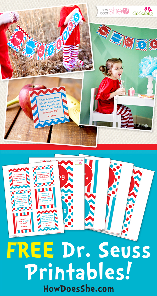Exclusive Free Printables