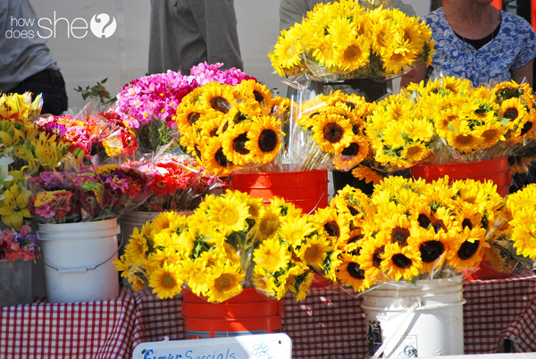 Growing Up Healthy–How To Shop At Farmers Markets