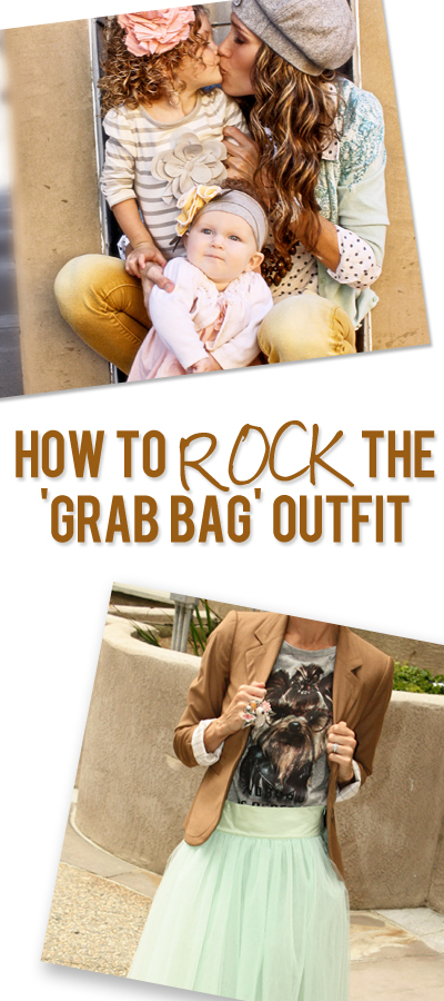 How to Rock the Grab Bag Outfit