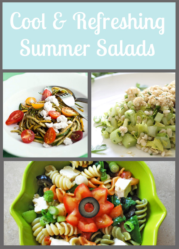 Share a Summer Salad