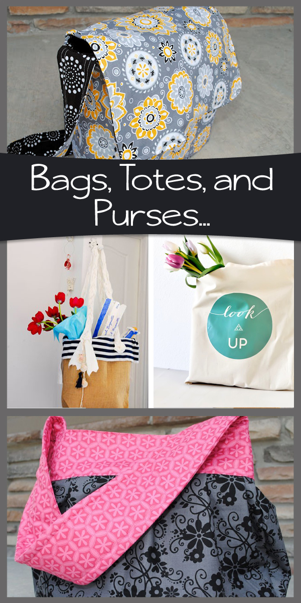 Bags, Totes, and Purses…