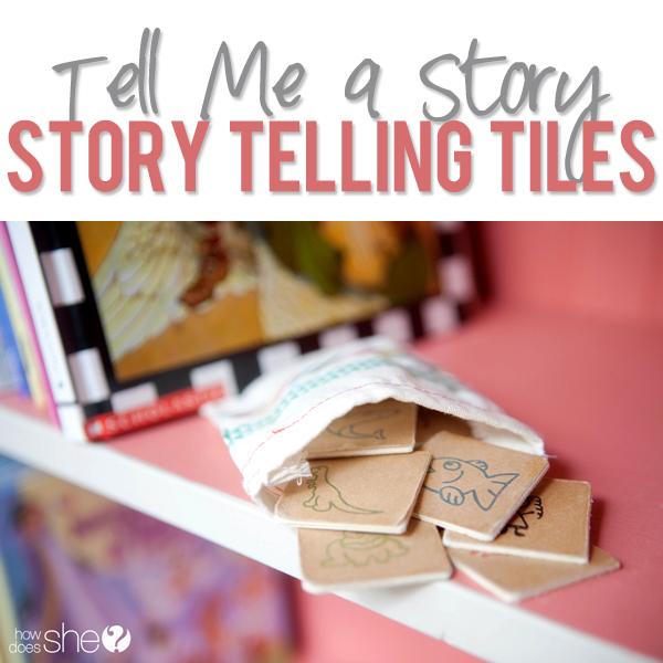 storytelling tiles