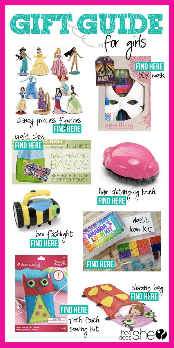 2013 Gift Guide – Girls