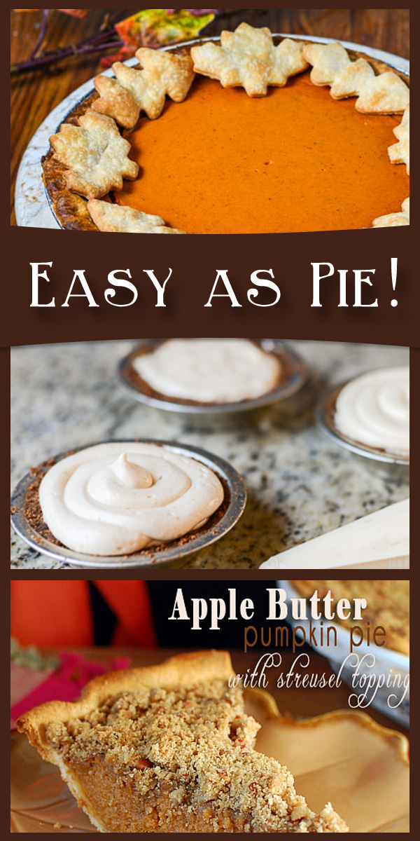 Easy as Pie! 7 Pie Recipes Your Family Will Love!