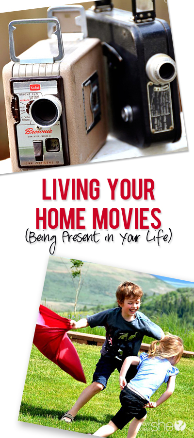 Living Your Home Movies