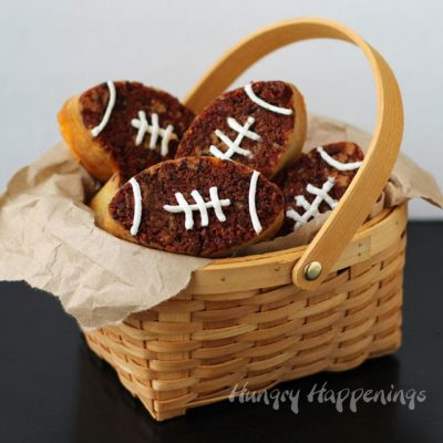 Football Fiesta…Game Day Goodies!