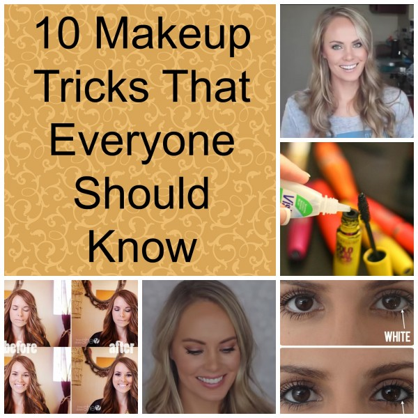 10 Makeup Tricks That Everyone Should Know Fb