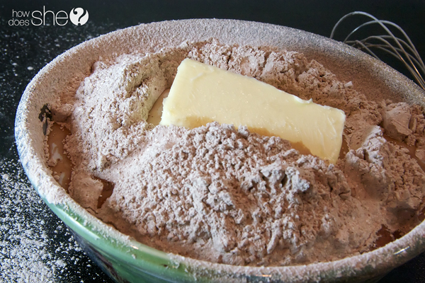 missy chocolate orange fudge (2)