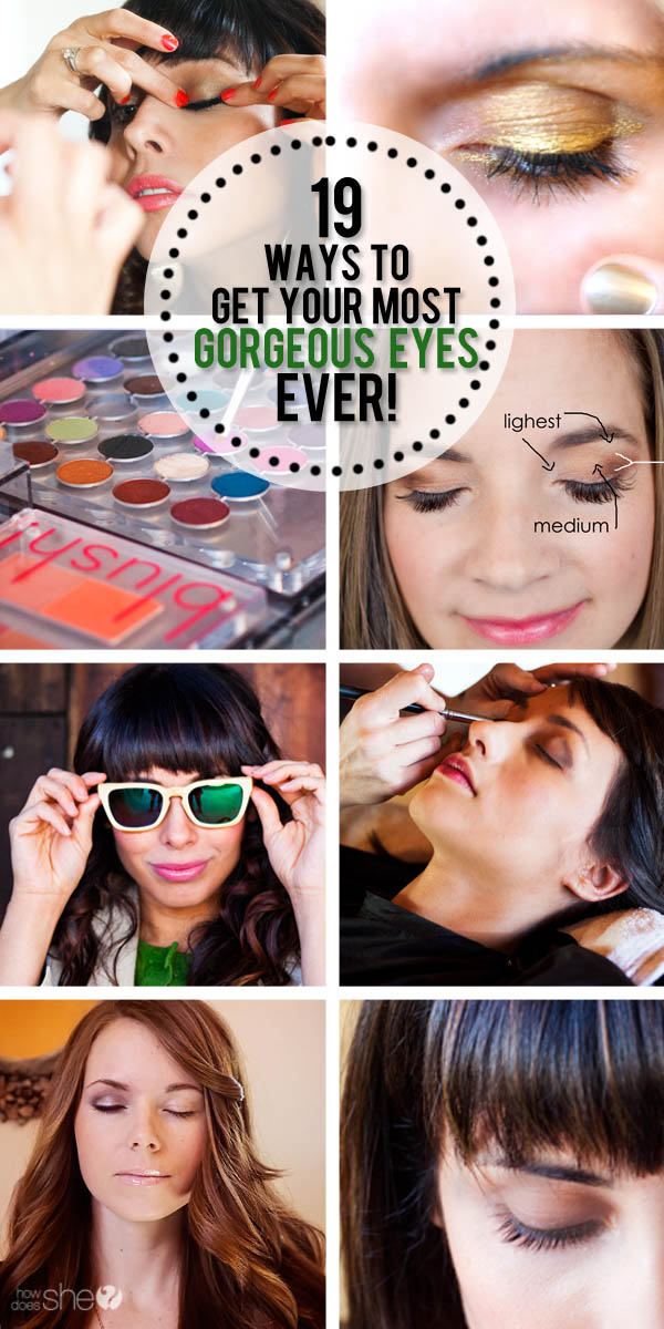 most gorgeous eyes ever pin collage