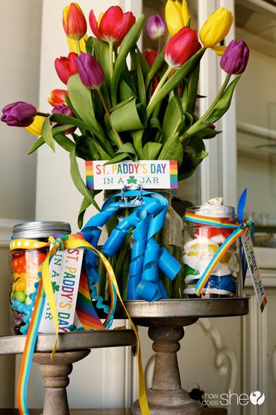 rainbow st patricks day printables (1)