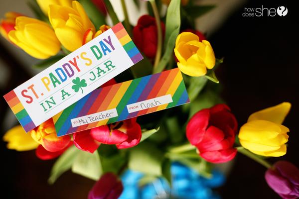 rainbow st patricks day printables (18)