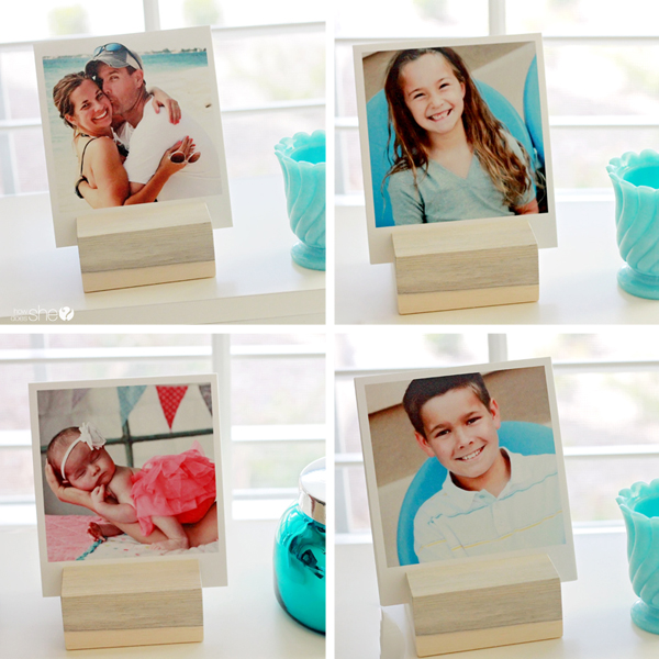 wood photo holder collage copy