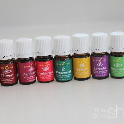 Why the ESSENTIAL OILS craze?