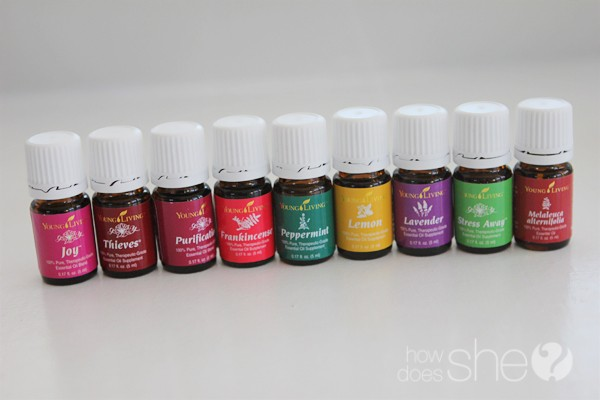 young living pack