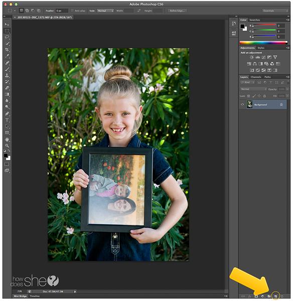 End of School Photo Tutorial 1 copy