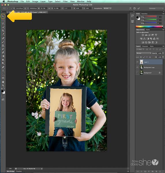 End of School Photo Tutorial 7 copy