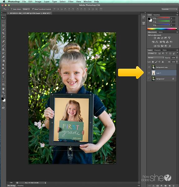End of School Photo Tutorial 8 copy