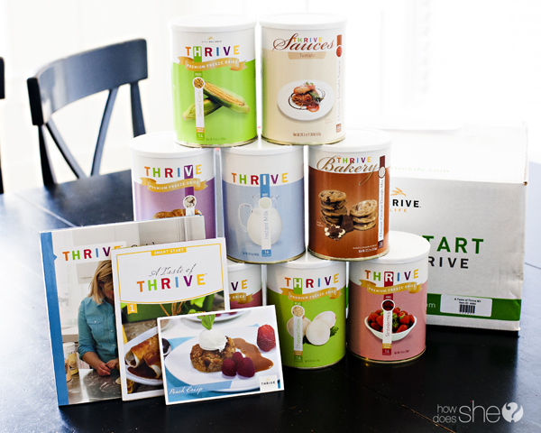 Taste of Thrive copy