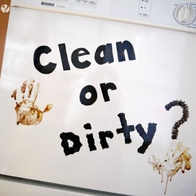 Dishwasher dilemma…Clean or Dirty?