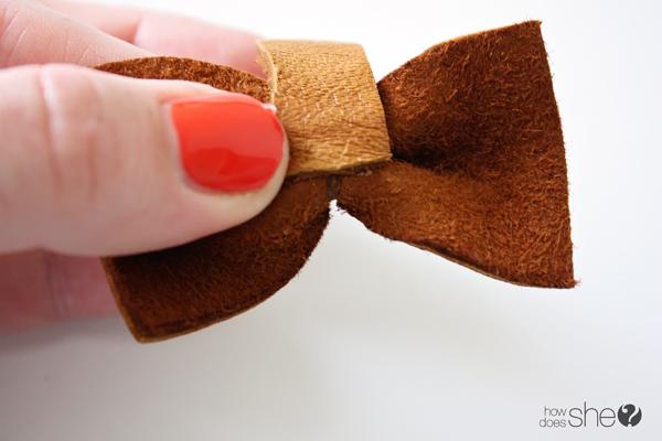 emily leather hair bow (13)