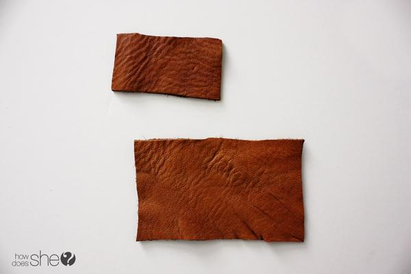 emily leather hair bow (4)