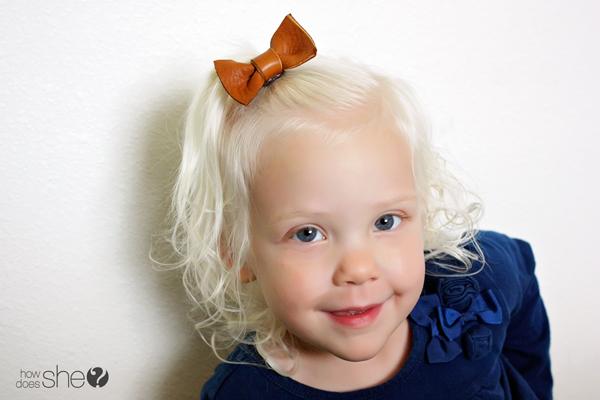 emily leather hair bow (6)