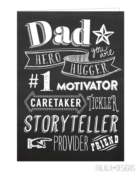 "Say ""Happy Fathers Day"" with Fun and Free Printables!!"