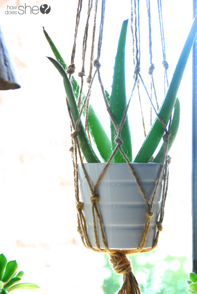 ashley DIY Macrame and Health House Plants (15)
