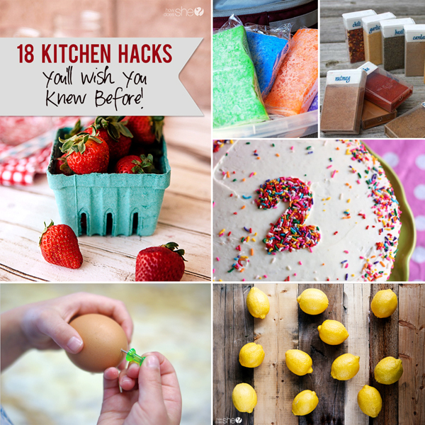 18 Kitchen Hacks For Organization You'll Wish You Knew