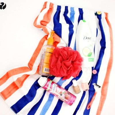 Spa Towel DIY