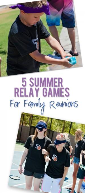 kara summer relay games pinterest