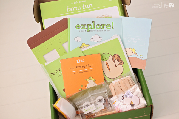 Kiwi Crate: A Box of Creativity Delivered to your Door
