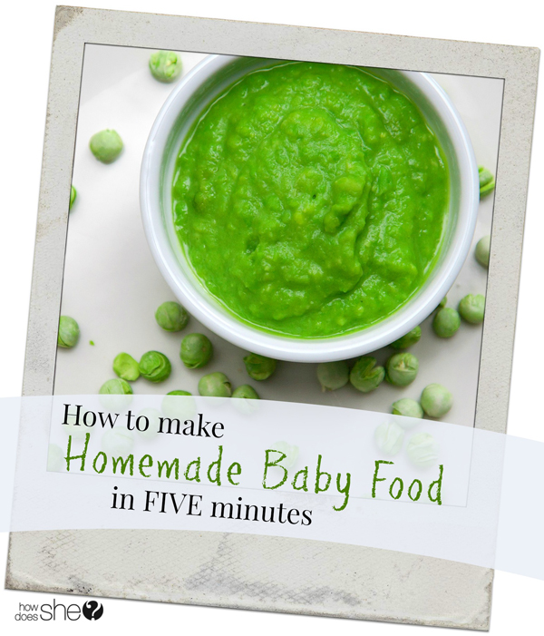 Homemade Baby Food copy