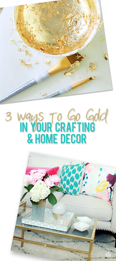 darleen gold craft pinterest