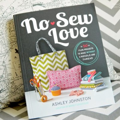 "No Sew?  No Problem!  ""No-Sew Love"" {Just Released!}"