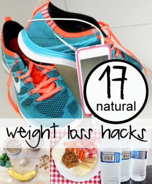 17 weight loss hacks
