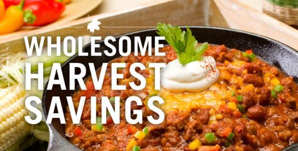 Harvest Savings
