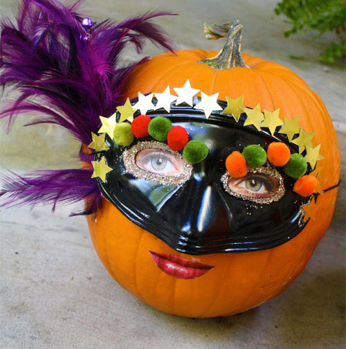 Over 40 Pumpkin Decorating Ideas. With Video! | How Does She - photo#33