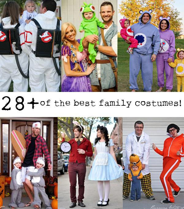 Halloween Family Costume Ideas | HowDoesShe.com