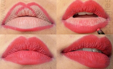 1 perfect-red-lips-tutorial-step-by-step