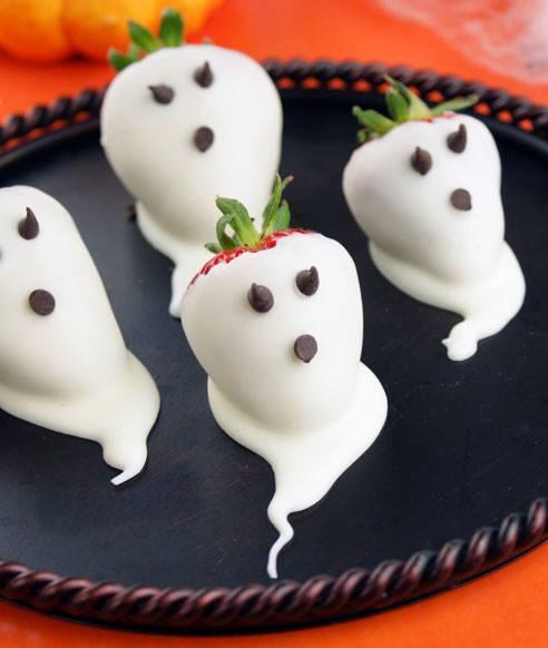 Creative Halloween Party Foods