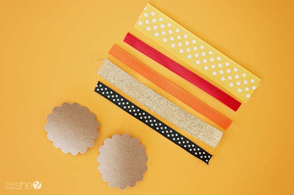 Easy Thanksgiving Place Cards