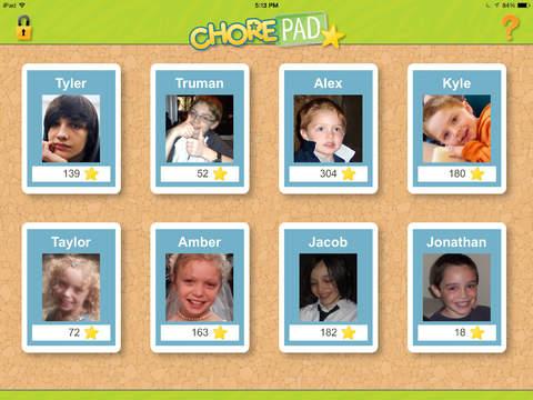 Chore Pad